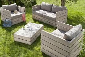 Diy Wooden Garden Furniture by Home Dzine Garden Diy Outdoor Garden Furniture