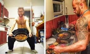 fait de la cuisine c est bientôt la journée nationale de l homme qui fait le souper