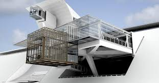 transformable motus house changes with the weather motus house