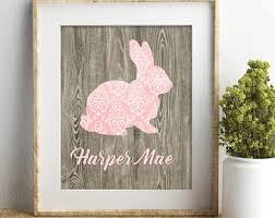 baby decor pink and gray nursery baby personalized