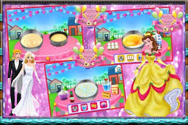 wedding cake maker kids educational game android apps on