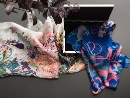 silk home crepe silk scarves swissôtel at home