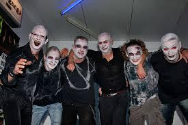 crazy zoo bei der halloween party in der rofa bad friedrichshall