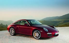 red porsche 911 porsche 911 targa 4s amazing blood red smooth design hd