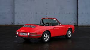 first porsche car the first porsche 911 cabriolet goes up for auction