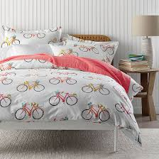 joyride percale sheets u0026 bedding set the company store hope to