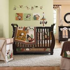Crib Bedding Jungle Collection Of Safari Baby Bedding All Modern Home Designs