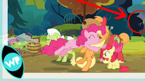Mlp Easter Eggs Top 10 Easter Eggs In My Pony