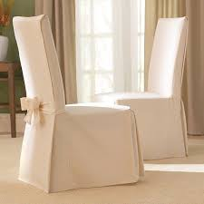 Sure Fit Dining Chair Slipcover Sure Fit Cotton Classic Dining Chair Slipcover Free Shipping On