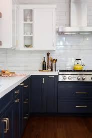 blue kitchen cabinets ideas white and blue kitchen cabinets interior design