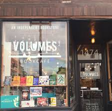 volumes bookcafe in wicker park chicago bookshops pinterest