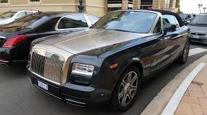 monte carlo monaco march 15 2017 luxury car rolls royce