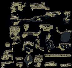 Ffvii World Map by The Video Game Atlas Psx Maps