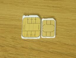 iphone can a normal sim be modified to work as a nano sim ask