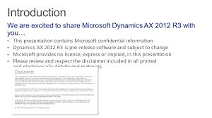 microsoft dynamics ax technical conference ppt video online download
