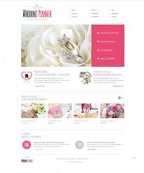 professional wedding planner wedding planner website template wedding planners planners and