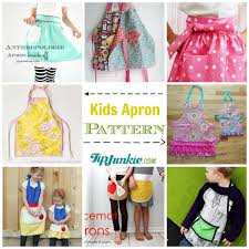 22 diy apron patterns to make tip junkie
