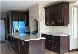 dark atmosphere of kitchen cabinets home design and decor ideas