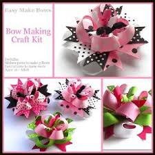 how to make a hair bow easy how to make hair bows easy ways flowers