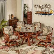 dinning dining room hutch tropical dining room sets rattan dining