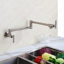wall mount pot filler kitchen faucet 2016 wholesale high quality