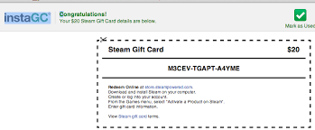 steam gift card digital 20 steam gift card code steam wallet code generator
