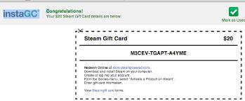 steam digital gift card 20 steam gift card code steam wallet code generator
