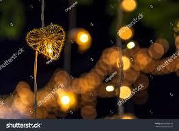 heart shape flashing light love blinker stock photo 208088626