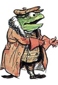 the tragedy of mr toad wind in the willows author s own