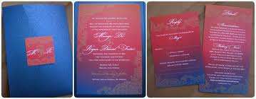 Wedding Invitation Hindu Ganesh Purple Paisley Archives Emdotzee Designs