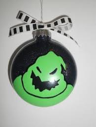 2014 nightmare before skellington ornaments for