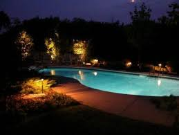 Pool Landscape Lighting Ideas Design Landscape Lighting Ideas