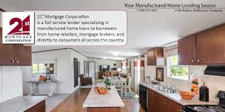 21st mortgage corporation your mobile and manufactured home