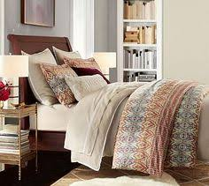 Pottery Barn Comforters Llew Deer Reversible Denver Plaid Comforter U0026 Sham Pottery Barn