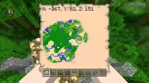 Biome Map Minecraft Xbox One Map Seed 2 Jungle Temples Village At Spawn