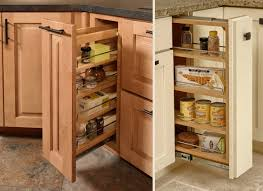 Pull Out Kitchen Cabinet Doors Trash Can Kitchen Cabinet Medium - Slide out kitchen cabinets