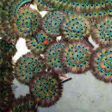 peacock feather fan online shop fantastic peacock feather fan high grade