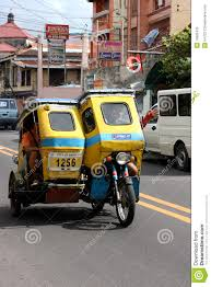 philippines tricycle design friendly filipino motor tricycle driver editorial photography