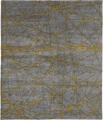 Modern Area Rug by The Skies Secret Hand Knotted Tibetan Rug From The Tibetan Rugs 1