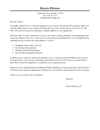 Sample In House Counsel Resume by Create My Cover Letter Sample Cover Letter For Lawyer Resume