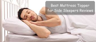 best mattress for side sleeper best mattress topper for side sleepers reviews 2018 top 5 comparison
