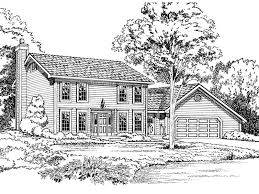 simple colonial house plans moreau creek colonial home plan 038d 0356 house plans and more