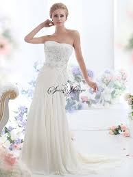 robe mariã e fluide robe de mariee fluide bustier strass mariage