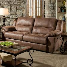 Simmons Upholstery Sebring Bonded Leather Double Motion Sofa - What is a motion sofa