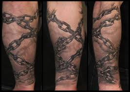 chain tattoo images u0026 designs