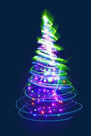 color christmas tree christmas tree light effect light effect