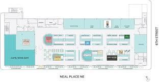 Ice Cream Shop Floor Plan Guide To The Union Market Opening Washingtonian
