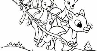 rudolph red nosed reindeer coloring pages bedroom furniture