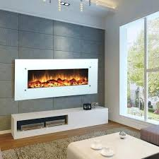 Contemporary Electric Fireplace Wall Mounted Gas Fireplaces Fireplace Contemporary Open Hearth