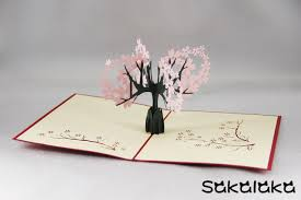 paper greeting cards creative 3d handmade cherry greeting card gift fancy